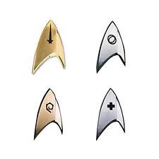 Discovery Uniform Abzeichen Badge Pin Set 4 Stück - Star Trek
