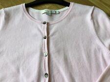 Boden Cardigan Pale Pink 10