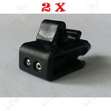 RENAULT SCENIC MEGANE LAGUNA FRONT WINDSCREEN WASHER JETS NOZZLE WATER JET