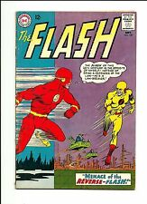 1963 DC Comics The Flash # 139 1st Reverse Flash VG 4.0 Condition