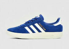 bnib Adidas Trimm Trab UK 9.5 Rivalry Pack blue white  BD7628