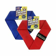 PetSport Mini Firehose Flying Disk Assorted Colors (Red or Blue)