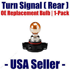 Rear Turn Signal Light Bulb 1-Pack Fits Listed Land Rover Vehicles - PSY24WSV