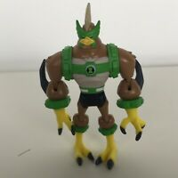 "BEN 10 ~ ""Kickin Hawk"" ~ Omniverse Action Figure Toy 4"" Figurine"
