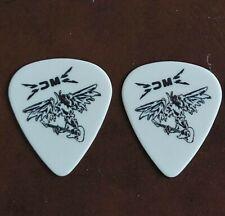 Rare 2 médiator / Picks Metallica Death Magnetic vulturous