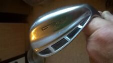 Crane Sports Japanese Stainless Steel 60* Lob Sand Rescue Wedge R Steel Shaft GC