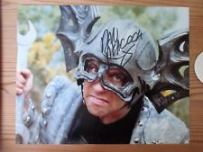 Doctor Who Autograph Daniel Peacock (Nord) Signed Photo