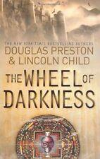 DOUGLAS PRESTON & LINCOLN CHILD __ THE WHEELS OF DARKNESS __ SHOP SOILED