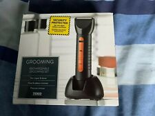 CORDLESS HAIR & BEARD TRIMMER. TESCO.