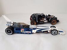 LEGO Technic and Ghost Rider cars set of 2