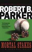 Mortal Stakes, Paperback by Parker, Robert B., Like New Used, Free shipping i...