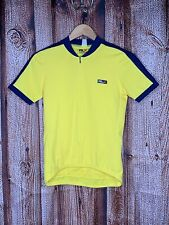 RLX Polo Sport Women's Cycling Bicycling Yellow Jersey Small