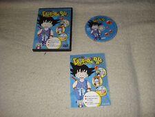 DVD- DRAGON BALL  EPISODIOS 1, 2, 3  EDICION ESPAÑOLA