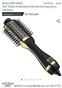 Hot Tool One Step Pro Blowout Styler