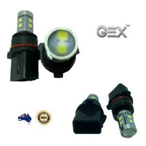 Xenon White  P13W LED Bulbs Daytime Lights DRL For Audi Q5 09-12