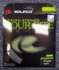 Solinco Tour Bite 16L Gauge 1.25mm Tennis String NEW