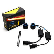 Led Laser Fog Light H11 H8 H9 Bulb Headlight Spotbeam 500W 6000k White Drl Usa