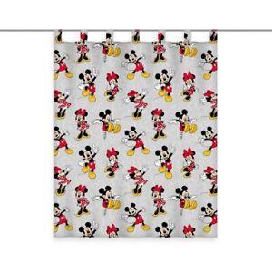 Rideau Prêt à Poser Disney Minnie & Mickey 140 X 160 CM