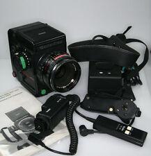 ROLLEIFLEX 6008 1000rc con Zeiss Planar SQ-S 2,8/80