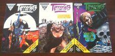 Terrarists #2, 3 & 4 - Comic Books - Heavy Hitters 3 Issue Set - Marvel Comics