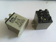 10pcs JQX-30F 2Z DC 24V Coil 30A 250V AC Power Relay 8 Pin DPDT