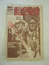 April 1993 Marvel Comics Hellstorm Prince Of Lies #1 <NM> (EB13-36)