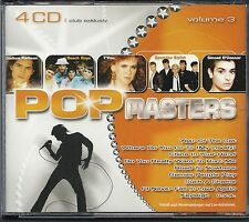 (4CD's) Pop Masters - Volume 3 - Racey, Peter Kent, Manfred Mann, The Honeycombs