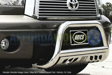 16-17 Toyota Tacoma Aries Stainless 3in Bull Bar Brush Guard With Skid Plate