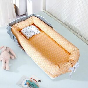 Baby Crib Toddler Bed Portable Bassinet Baby Bed Baby Nest Portable Travel Bed
