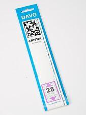 DAVO CRISTAL STROKEN MOUNTS C28 (215 x 32) 25 STK/PCS