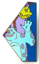 NEW Disneyland Diamond 60th Mystery Series 4 Monsters Inc SULLY Puzzle Pin LE550
