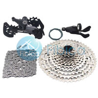 New 2021 Shimano Deore M6100 12-speed Drivetrain Upgrade Groupset 10-51t