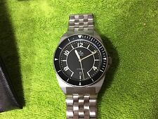 Stowa Seatime Diver Wrist watch with metal braclet