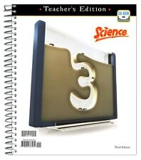 BJU Science 3 Teacher's Edition with CD Third Edition - 3rd Grade