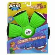 Phlat Ball V4 Blue & Green - Outdoor Beach Garden Flying Disc Ball