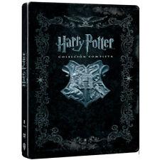 Pack Harry Potter  Saga completa  EDICION METALICA DESCATALOGADO