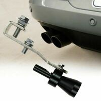 Turbo Exhaust Sound Whistle Car Dump Valve Simulator Tailpipe Whistler Universal