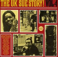 U.K. Sue Label Story - Vol. 4-U.K. Sue Story! (CD Used Very Good)