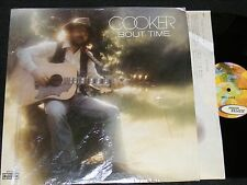 NORMAN COOKER Des Rosiers LP 'Bout Time SCEPTER 1974 The Groupies NYC GENE CLARK