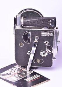Camera Cinema Paillard Bolex Early Models H16