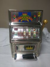 Vintage Waco Casino Crown Slot Machine