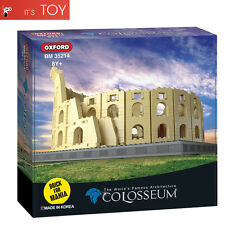 Oxford Block COLOSSEUM BM35214 Brick For Mania Korean Building Arena Toy 1500pcs