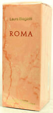 Roma by Laura Biagiotti  Perfume  100ml Eau De Toilette EDT Spray  NEW & SEALED