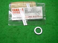 YAMAHA DT 125 175 50 80 NOS GEN STAND FOOTREST PLATE WASHER 90201-14212