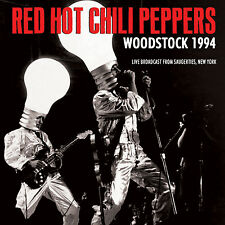 RED HOT CHILI PEPPERS New Sealed 2018 WOODSTOCK '94 LIVE CONCERT CD