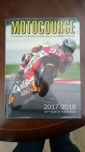 Motocourse 2017-2018 (new old stock)