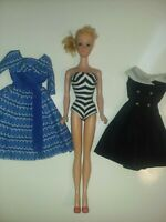 Vintage Ponytail Barbie Doll #4 Ponytail  Circa 1960  BEAUTIFUL!!!