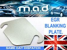 VOLVO EGR VALVE BLANKING PLATE 1.4 1.6 S40 V50 V70 S60 V60 BLOCK OFF PLATE