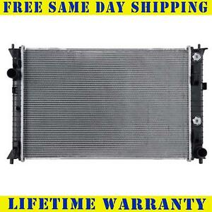 Radiator For 2006-2009 Ford Fusion Mercury Milan Lincoln Zephyr L4 V6 2.3L 3.0L