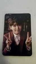 super Junior Ryeowook join hands  japan jp official photocard Card Kpop K-pop